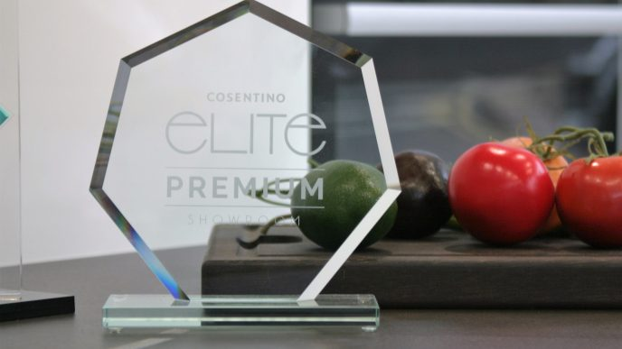 Cosentino Elite Premium at Silke Kitchens Hendon Central